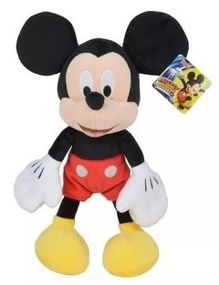 Mickey Mouse Peluche Original Disney 35 Cm Wabro