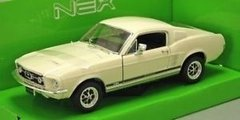 Welly 1/24 Ford Mustang Gt 1967