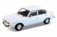 Welly 1/24  Peugeot 504 (1975)