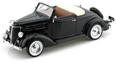 Welly 1/24 Deluxe Cabriolet 1936