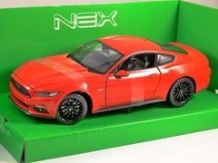 Welly 1/24 Ford Mustang Gt