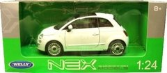 Welly 1:24 Fiat 500 2007
