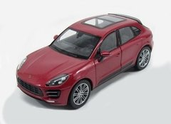 Welly 1/24 Porsche Macan Turbo Year 2014