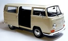 Welly 1/24 1972 Volkswagen T2 Vw Bus