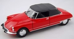 Welly 1/24 Citroen Ds19 Cabriolet