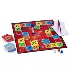 Pictionary Junior Mattel Juego De Mesa Original Ruibal Tv - comprar online