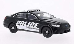 Welly 1/24 Ford Taurus 2013 Police Interceptor