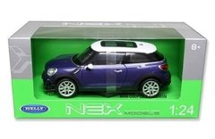 Welly 1/24  Mini Cooper Paceman