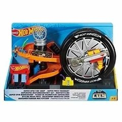 Hot Wheels City Pista Dragon Explosivo  Art Dwl04  Original