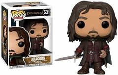 Funko Lord Of The Rings Funko Pop Aragorn