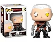 Muñeco Funko Pop - #314 Cable - Deadpool