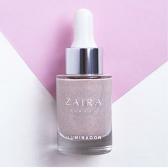 Liquid Highlighters. Los iluminadores de Zaira Beauty, la marca de maquillaje Zaira Nara.