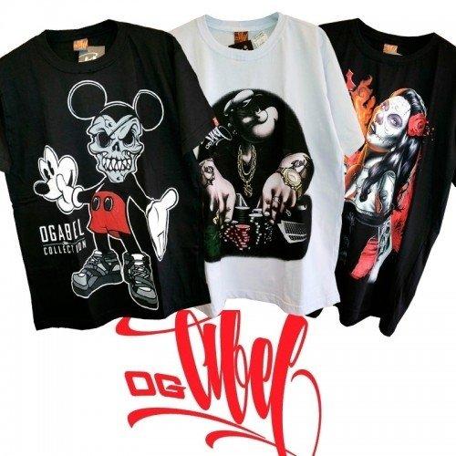 d2667c4dd 6 Camisetas Ogabel - 6 Peças Revenda