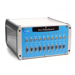 MultiPalmSens4 Multi-channel Potentiostat / Galvanostat / Impedance Analyzer