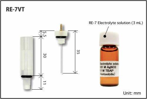Non Aqueous reference electrodes
