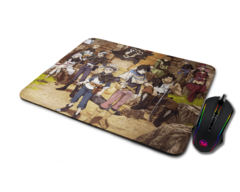 Mouse Pad Gamer Black Clover