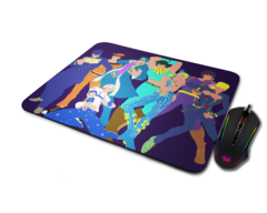 Mouse Pad Gamer Jojo Bizarre Adventure