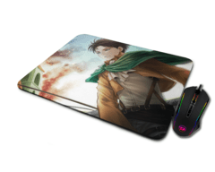 Mouse Pad Gamer SNK Levi