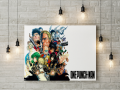 Quadro One Punch Man