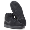 2285 Tênis Court Borought Mid Preto Nike 838938 na internet