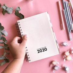 PLANNER DO ANO | 2020