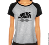 Baby Look Raglan Arctic Monkeys