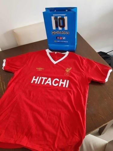 3c1f24d1e7f1c Camiseta Napoli Maradona 87 88. Unica Toda Cosida A Mano!!