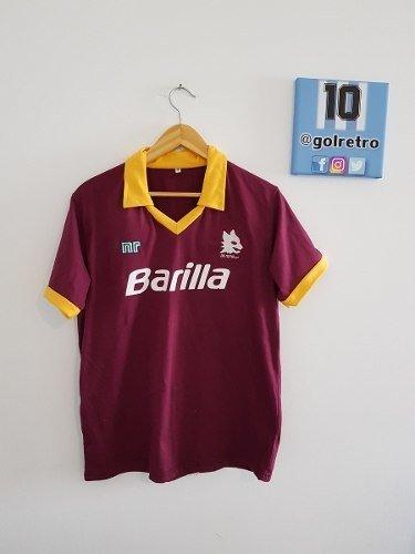 6c5077410e170 Camiseta Roma Retro Vintage Casaca - Gol Retro