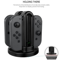 Nintendo Switch Dock Cargador Carga 4 Joy Con