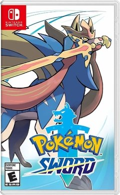 JUEGO POKEMON SWORD- NINTENDO SWITCH