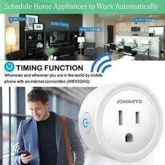 Enchufe Wifi Inteligente Smart Plug Usb - comprar online