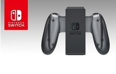 Nintendo Switch Joy Con Grip  Cargador Original