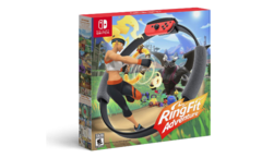 Nintendo Switch Ring Fit Aventuras