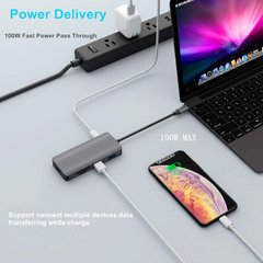 Adaptador 9 en 1 - Hub USB Tipo C para Macbook Air - Ciudad Online 360