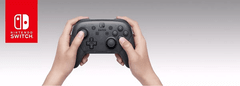 Nintendo Switch Pro Controller en internet