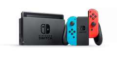 Nintendo Switch Neon en internet