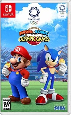 Mario & Sonic at The Olympic Games Nintendo Switch