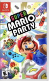 Juego Mario Party Nintendo Switch