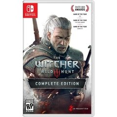 The Witcher III Wild Hunt: Complete Edition Nintendo Switch