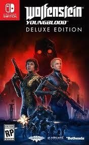 Wolfenstein Youngblood DELUXE Nintendo Switch