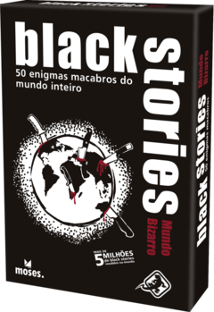 Black Stories - Mundo Bizarro