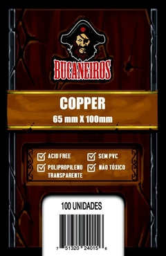 Sleeve Copper (65x100) - Bucaneiros