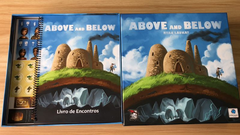 Above and Below - comprar online