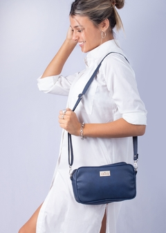 Mini Morral Azul