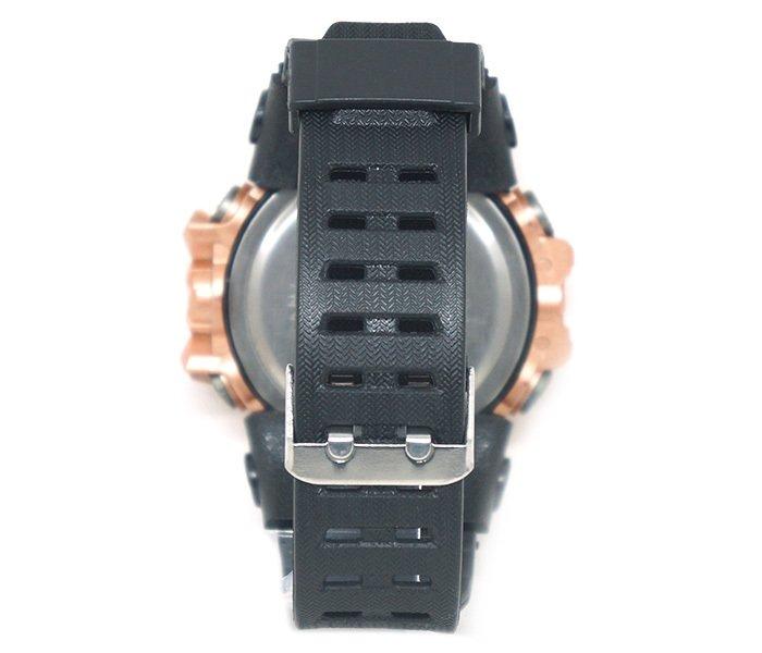 6ddee1f931e9 Relógio Digital Casio G-Shock Preto e Bronze