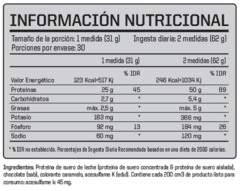 WHEY PROTEIN TRUE MADE - comprar online
