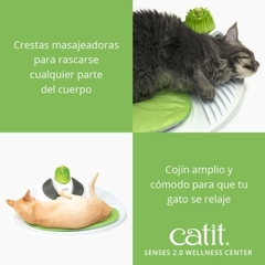 Catit Senses 2.0 Wellness Center - Kawellu Veterinaria Integral