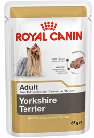 Pouch Yorkshire Terrier Adult humedo Royal Canin