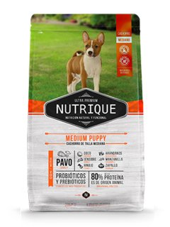 Nutrique medium puppy x 12kg