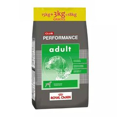 Performance adulto 15 kg + 3kg Gratis!